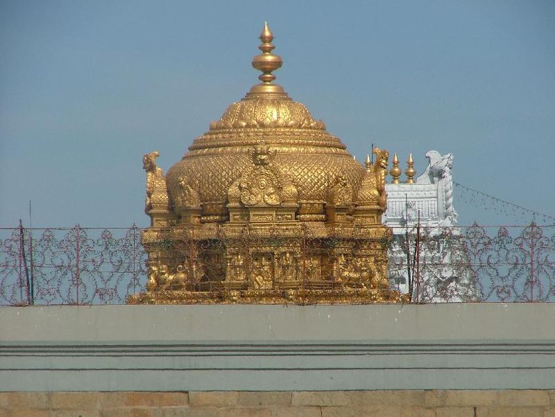 Tirupati Mandir Going Green