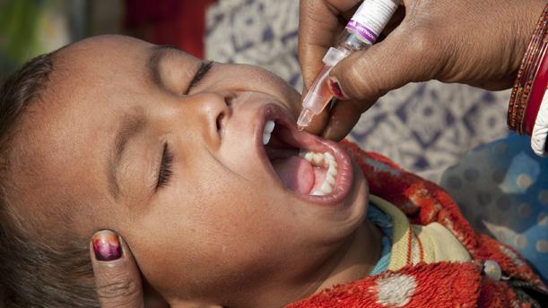 India Polio Eradication
