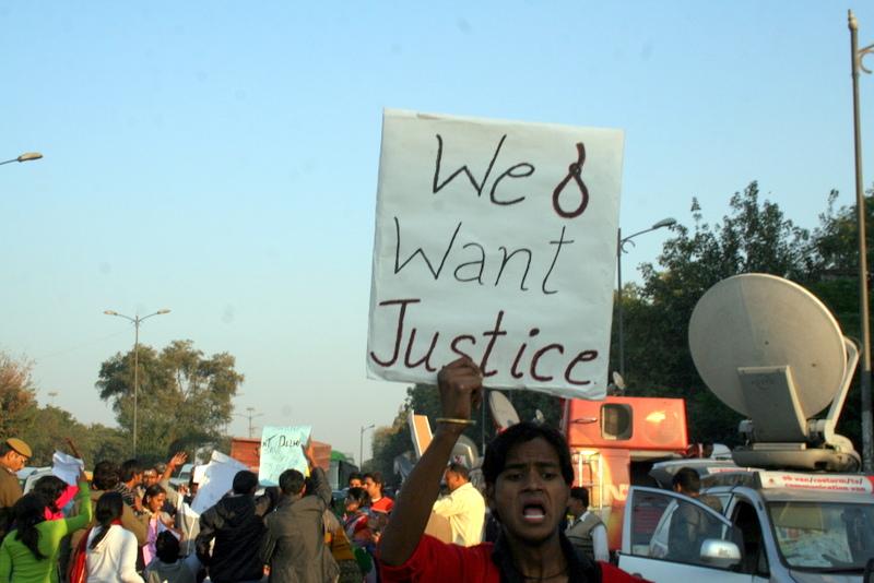 Lucknow Rape March