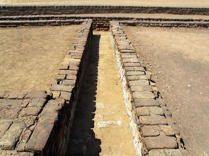 Indian Sewage System