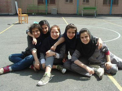 Iran Women Education
